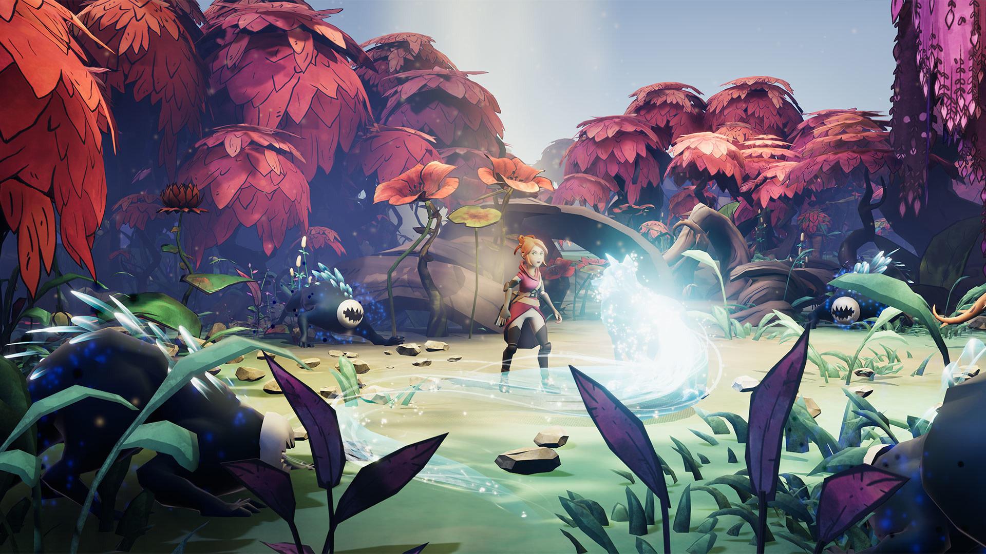 Nanotale: Typing Chronicles - gamescom 2019 Preview | Ich schreib mir die Welt, wie sie mir gefällt!