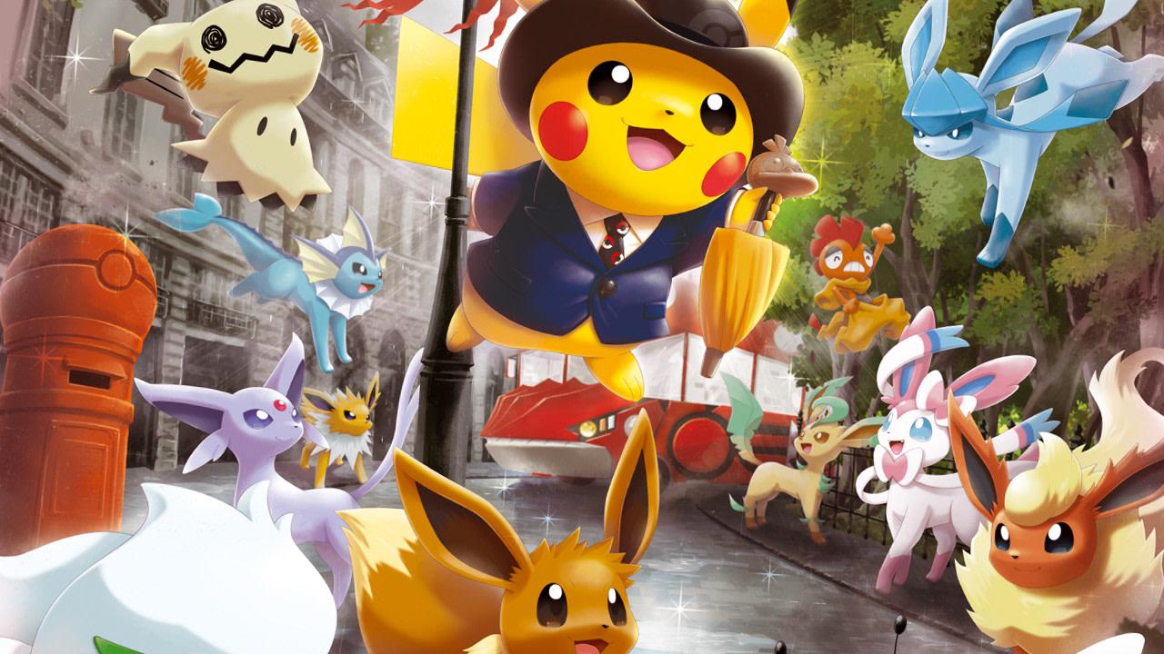 Pokémon Center London - Pop-up-Event-Store in Westfield London eröffnet