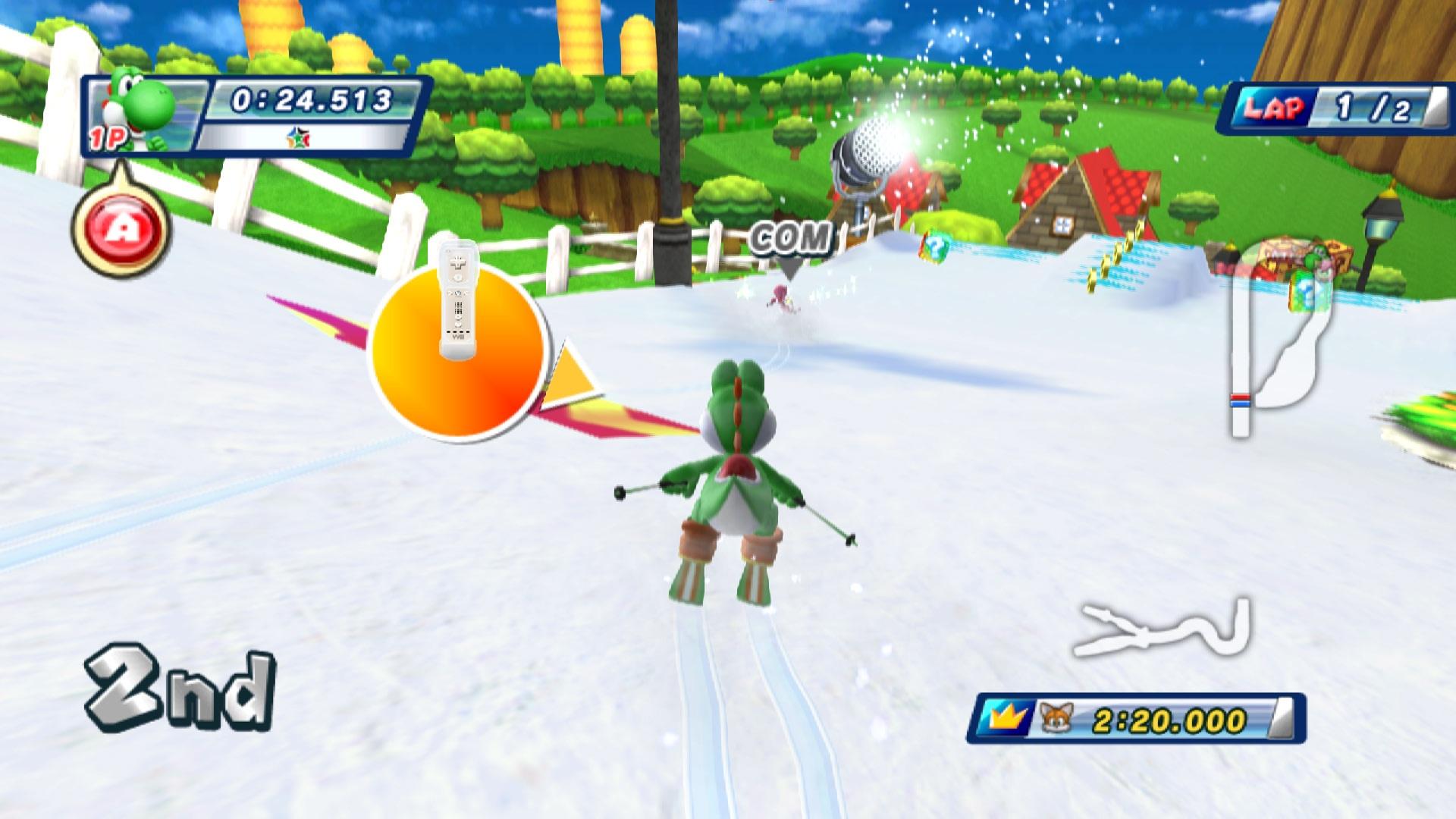 Mario Und Sonic Olympia Teaser Pressakey Com
