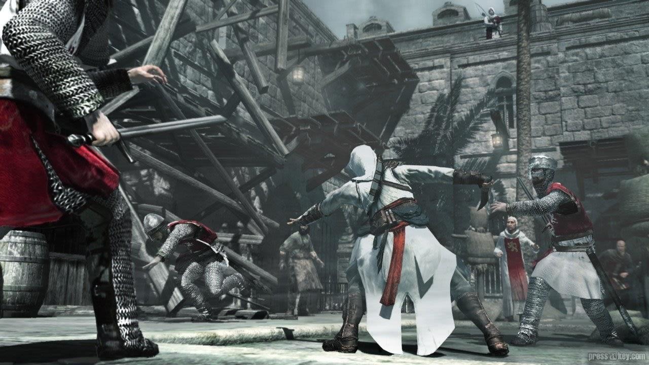 Assassin's Creed - Gameinfos | pressakey.com