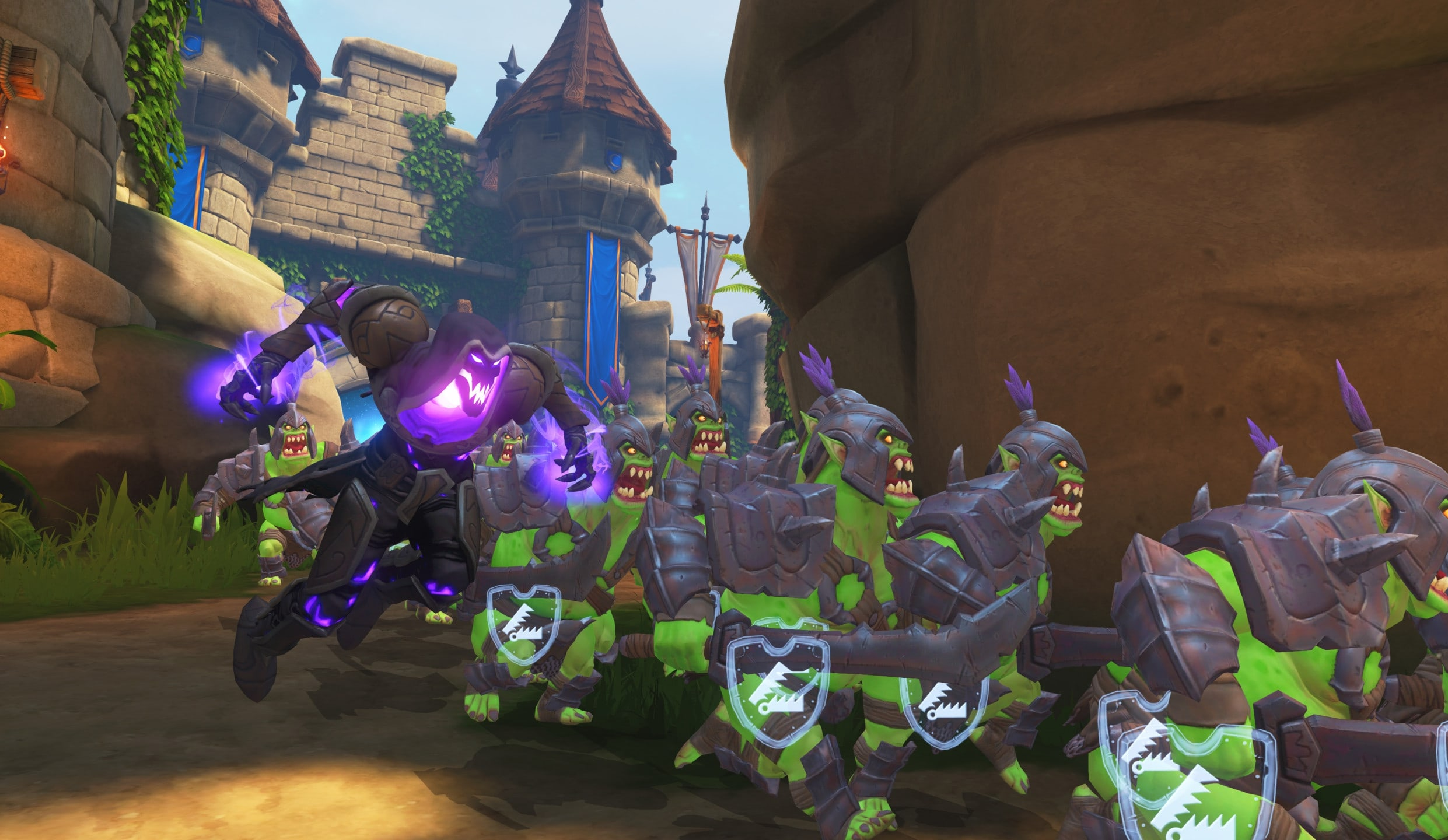 orcs must die unchained how to progress