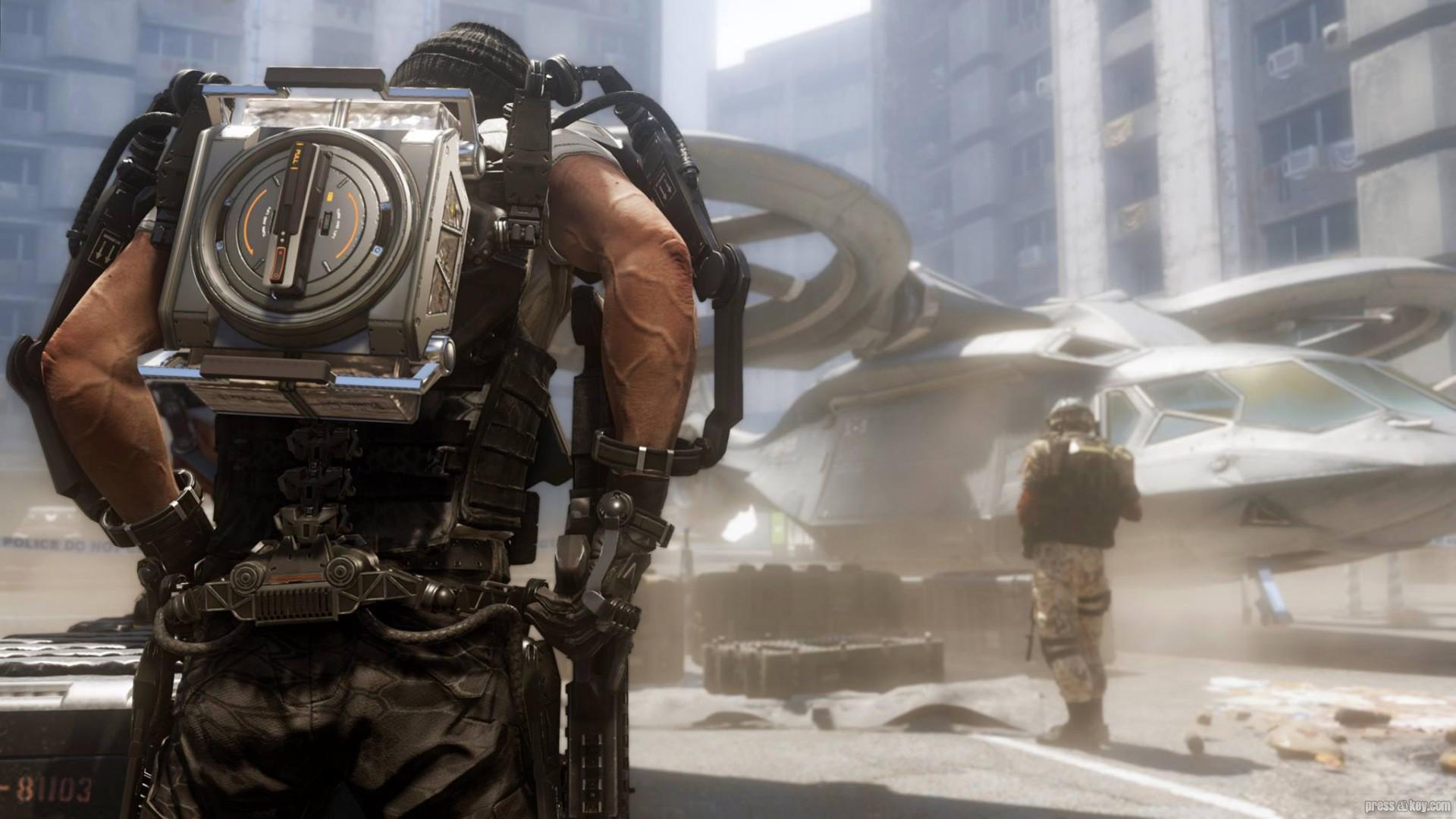 Advanced Warfare Call Of Duty Zombies
