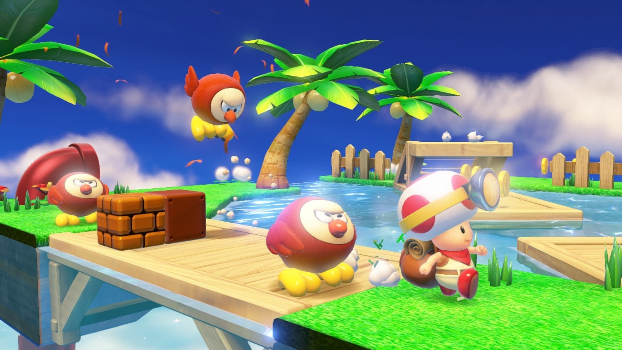 Captain toad treasure tracker screenshot galerie pressakey com