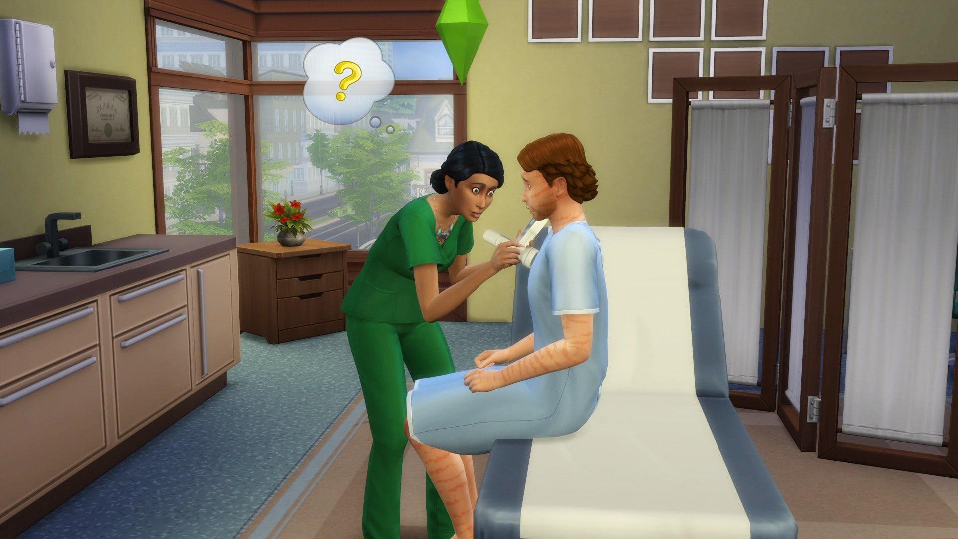 Die Sims 4: An die Arbeit! - Infos & Bilder zum Erweiterungspack