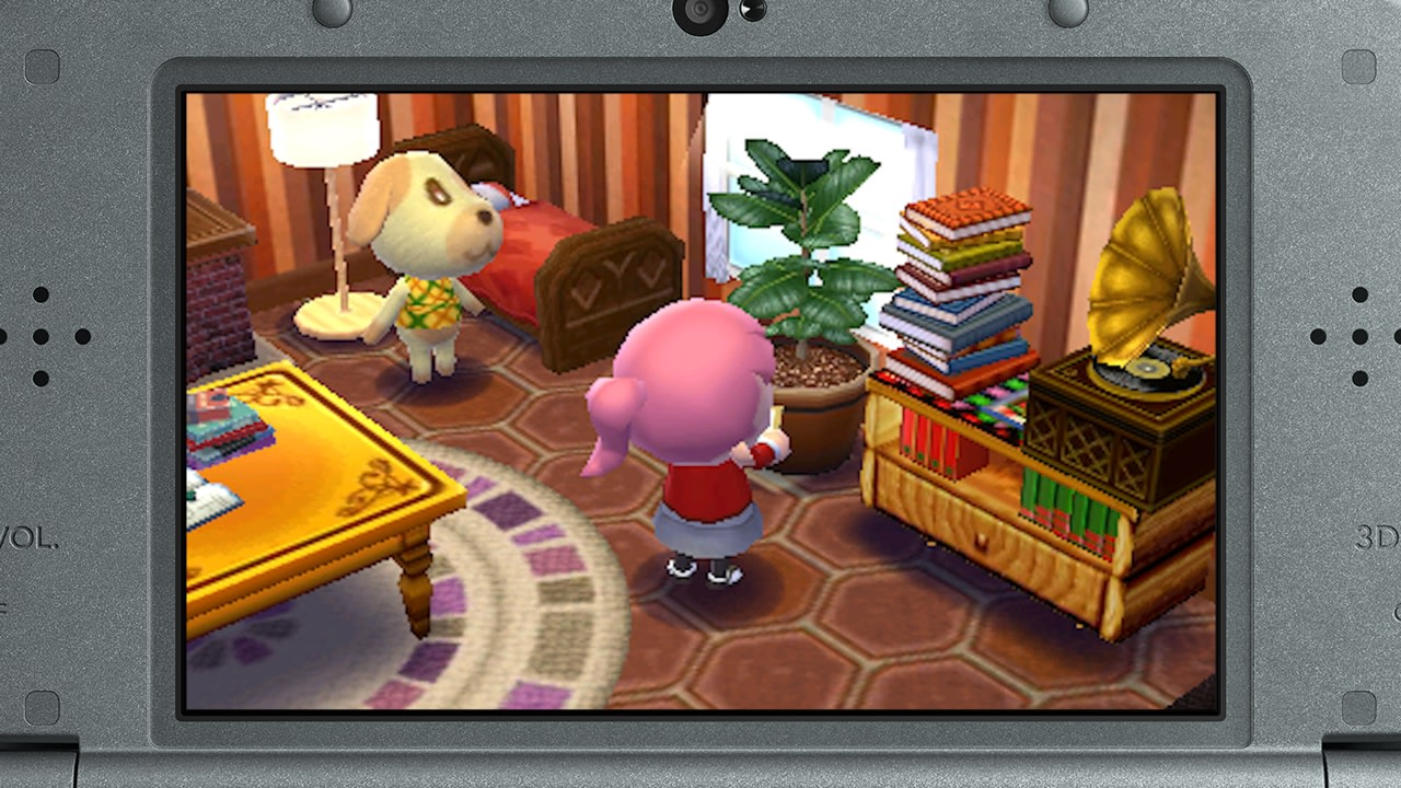 Animal Crossing: Happy Home Designer  ScreenshotGalerie  pressakey