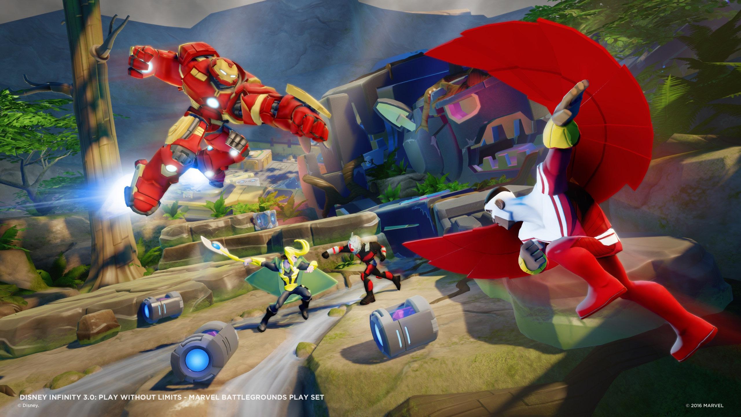 Disney Infinity 3 0 Neuigkeiten Und Pl 228 Ne Im Video