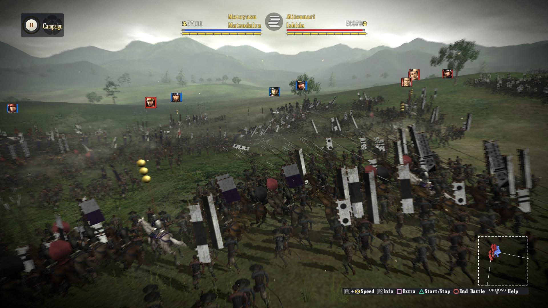 Strategiespiel Krieg