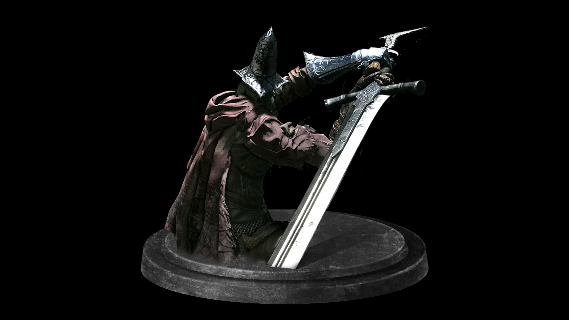 Dark Souls All Rings Achievement