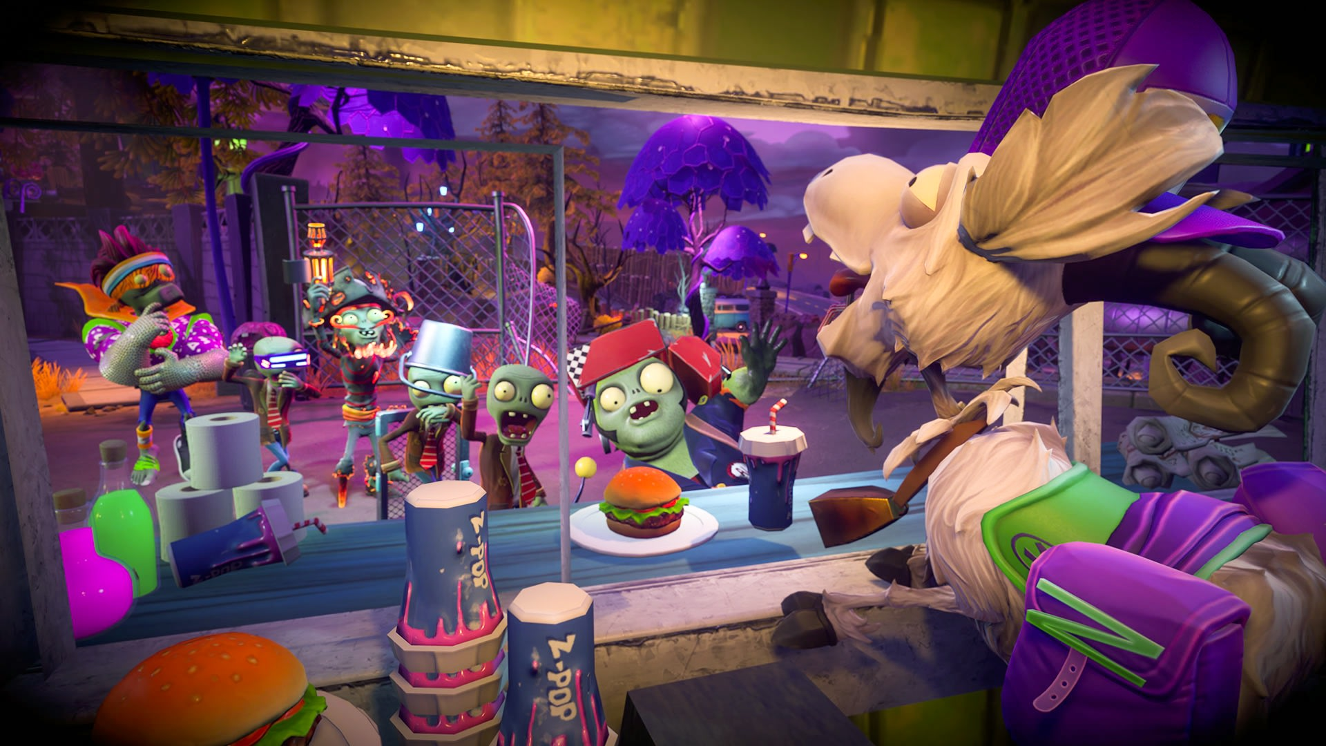 Plants Vs Zombies Garden Warfare 2 Screenshot Galerie