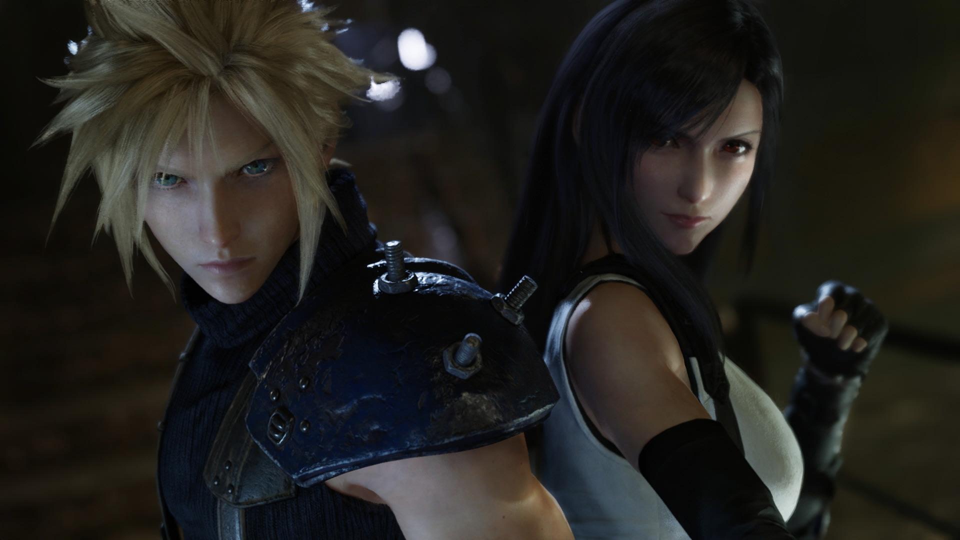 Final Fantasy VII Remake - Kommentiertes Gameplay-Video von der TGS 2019