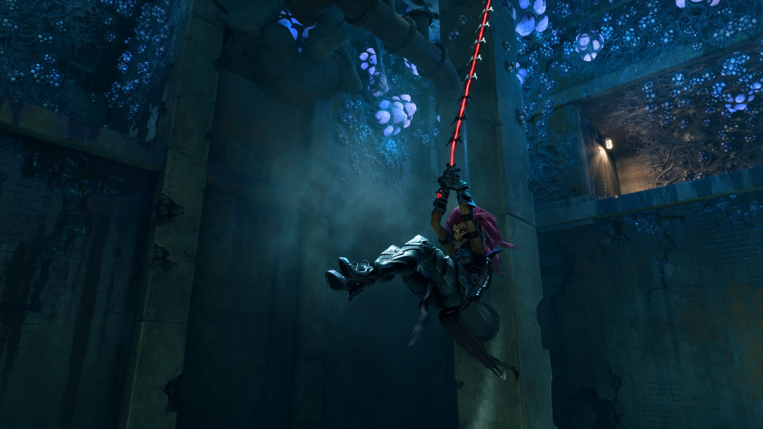 darksiders how to get to the hollows
