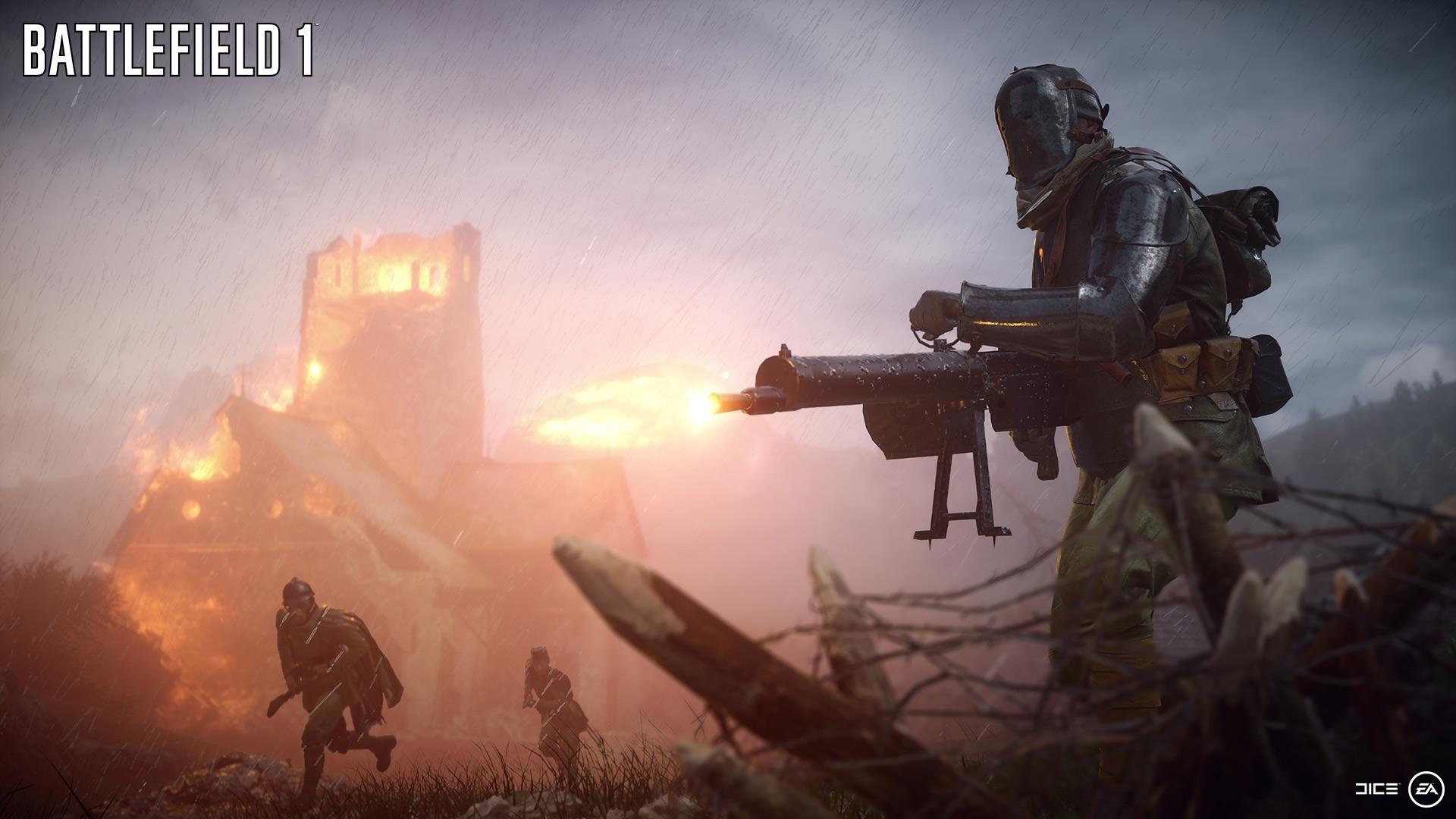 Battlefield 1 open beta скачать торрент на пк - a3