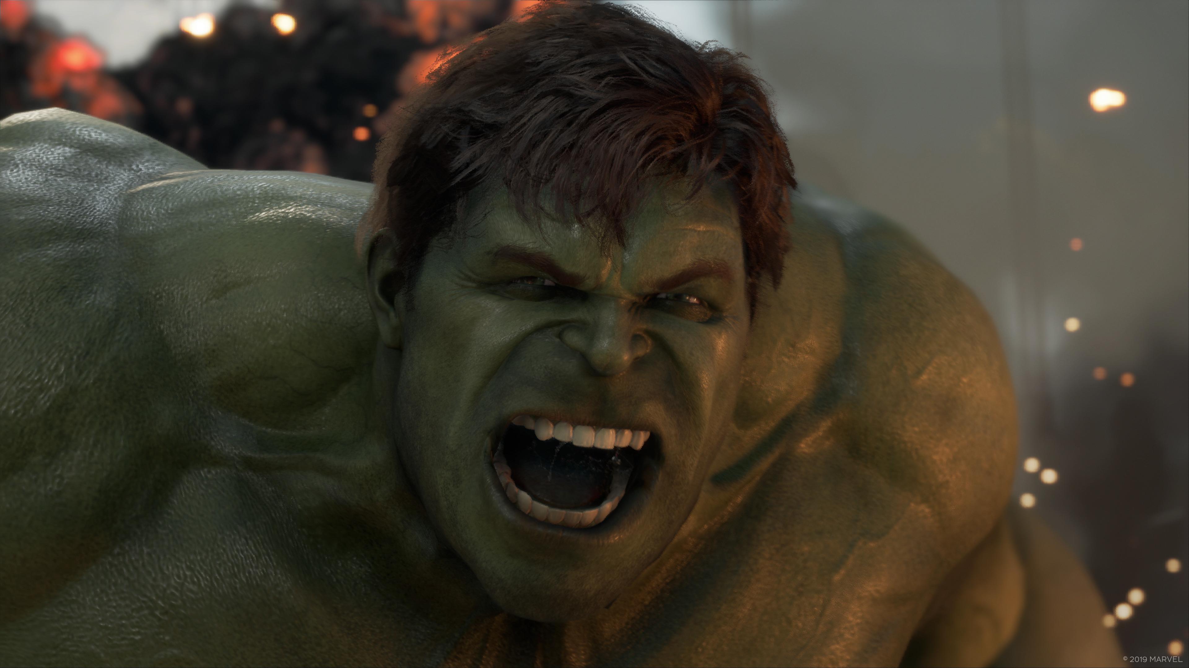 Marvel's Avengers - gamescom 2019 Preview | Großes Kino, wenig Spiel