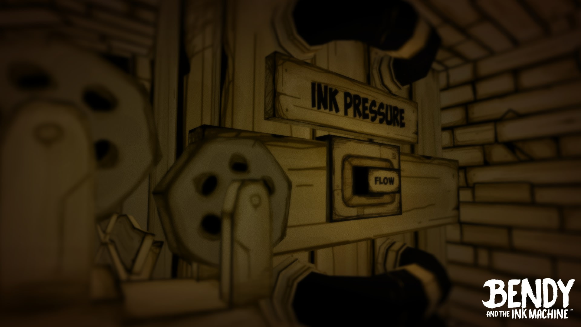 bendy bendy and the ink machine