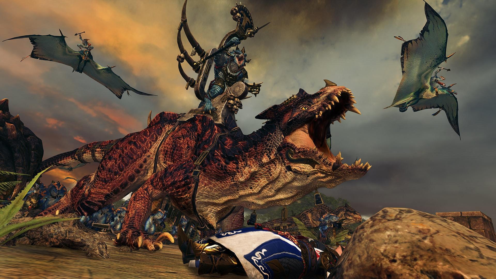 Termin für Total War: Warhammer 2