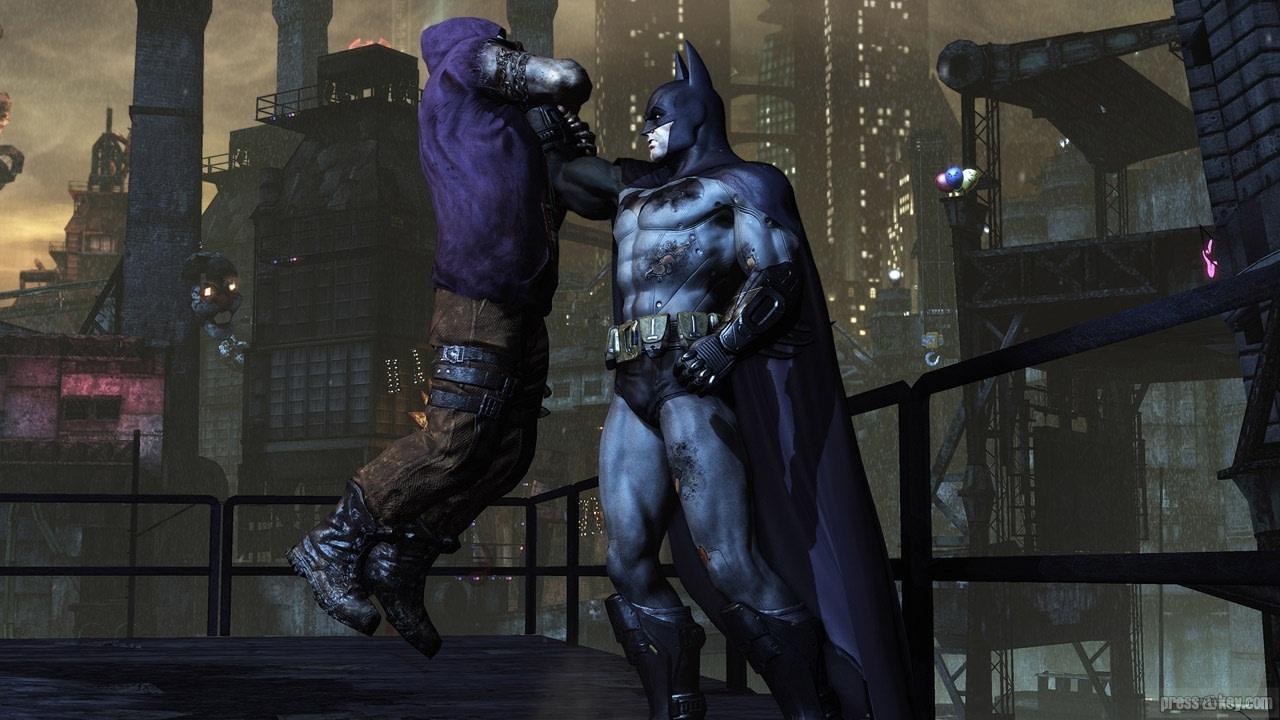 Batman und Catwoman haben sich immer wieder verhakt