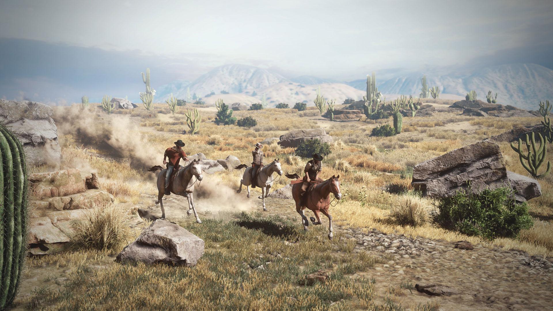 wild west spielen