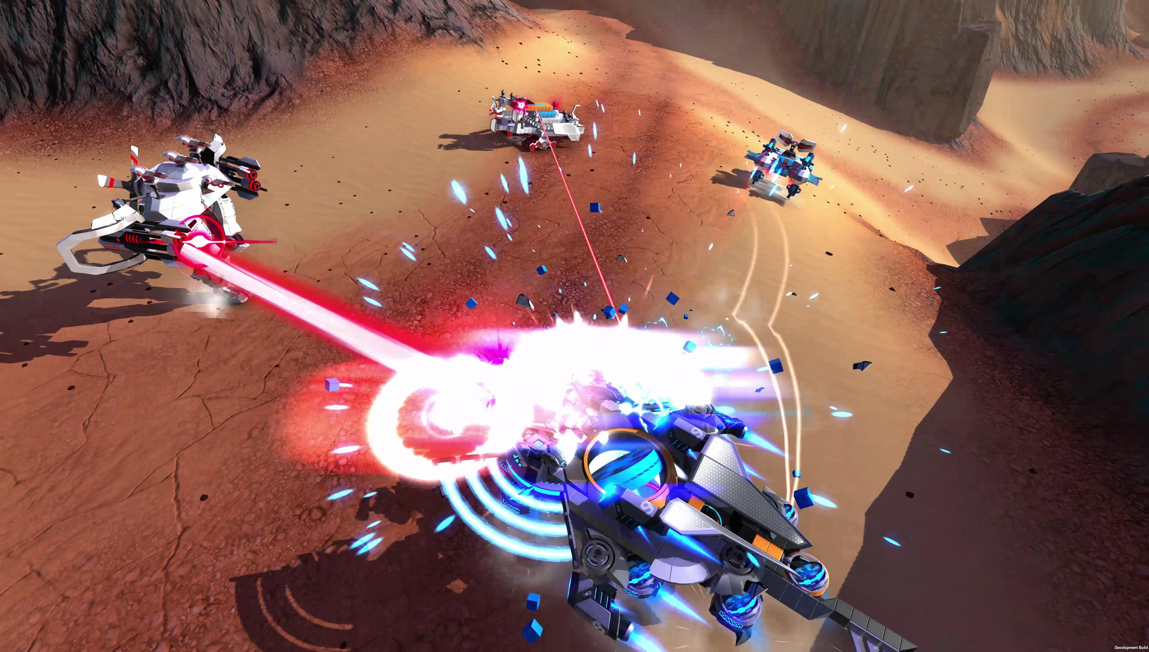 Robocraft Infinity - Gameinfos | pressakey.com