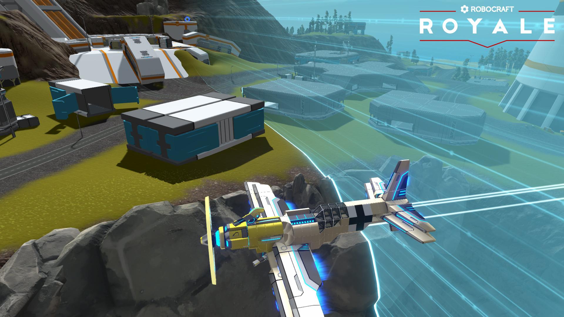 Robocraft Royale - Screenshot-Galerie | pressakey.com