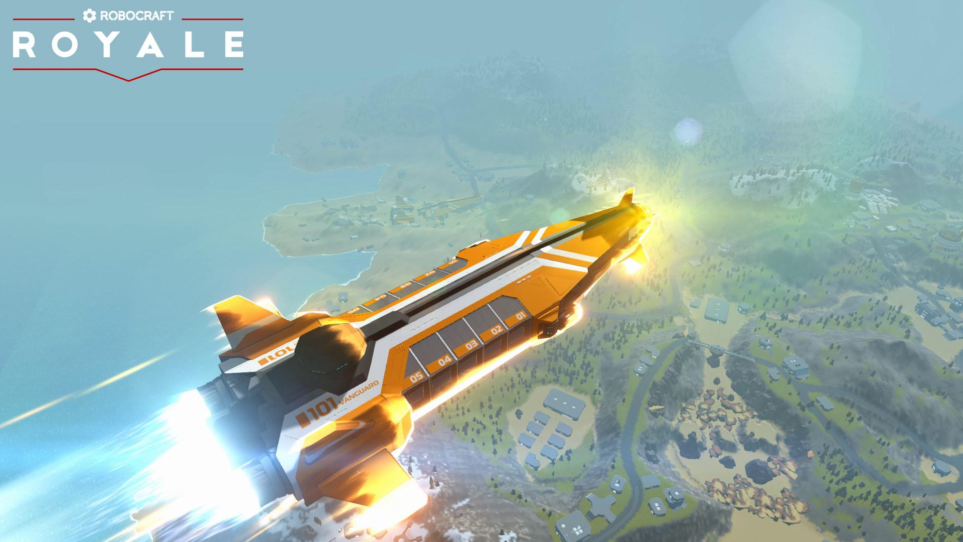 Robocraft Royale - Steam Early Access Trailer | pressakey.com
