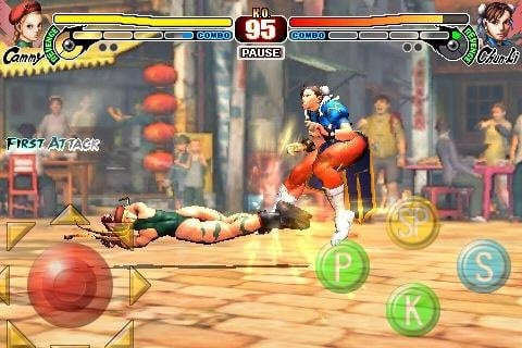Street Fighter IV - Screenshot #32470