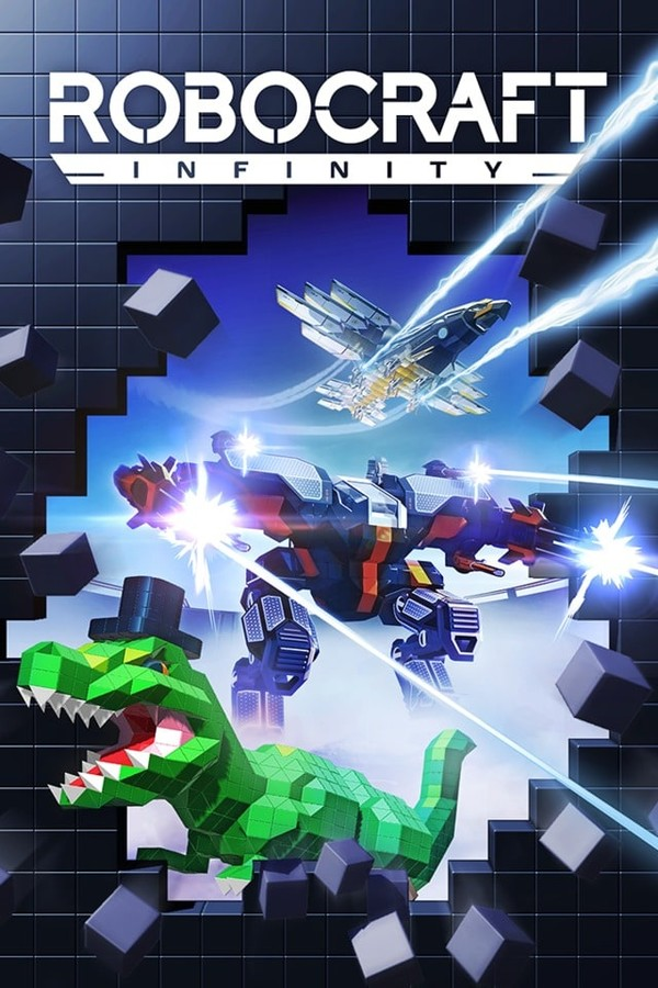 Robocraft Infinity - Screenshot-Galerie   pressakey.com