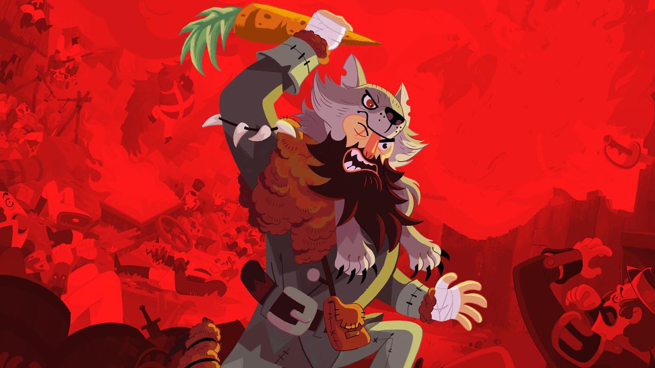 Bloodroots - gamescom 2019 Preview | Ich bin Mr. Wolf. Ich löse Probleme.