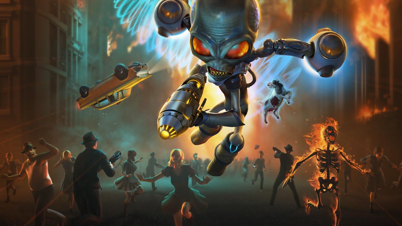 Destroy All Humans! - gamescom 2019 Preview | Er kam, sah und extrahierte