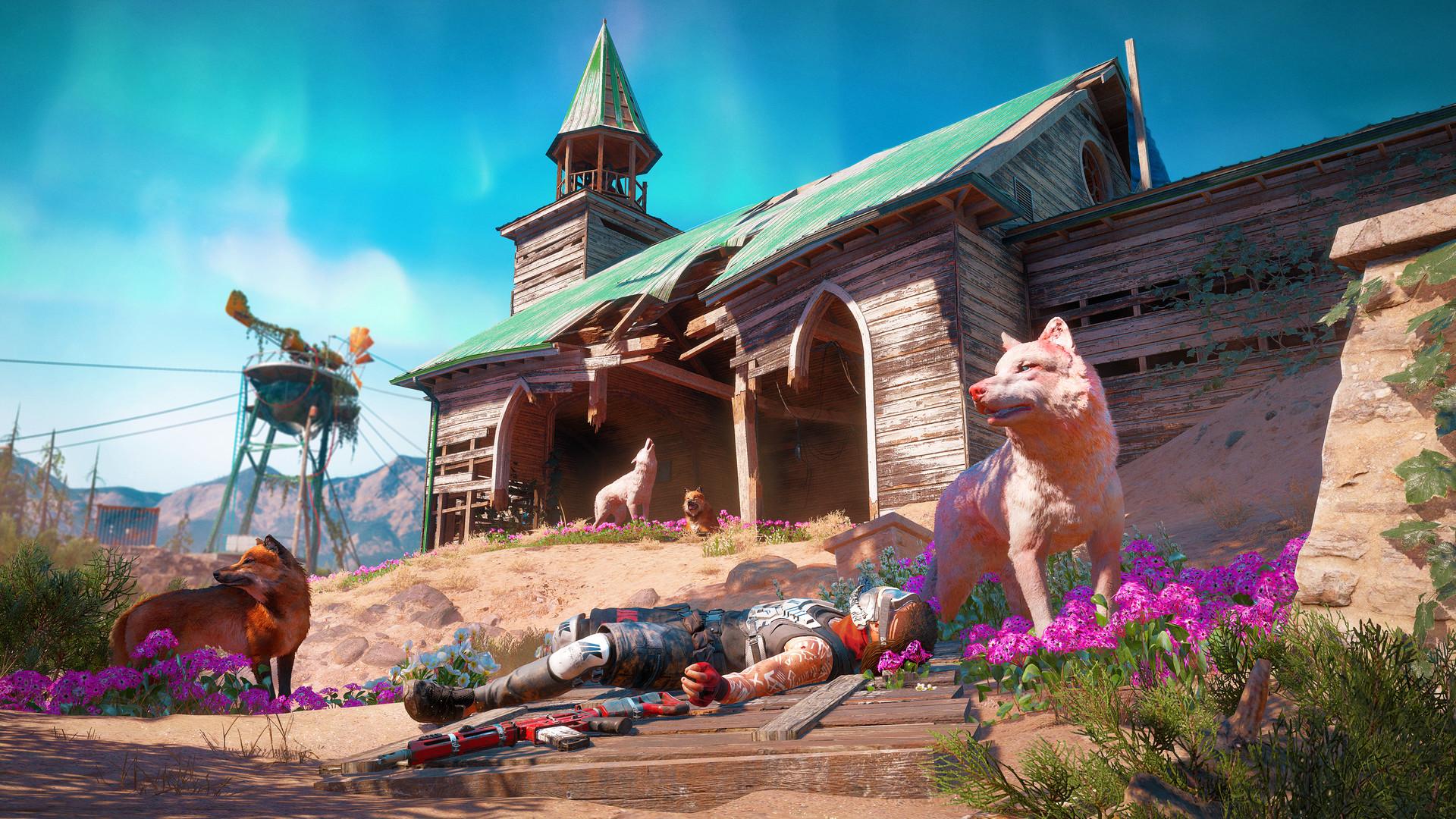 Far Cry 5: New Dawn - Frische Gameplay- und Story-Einblicke zum FPS