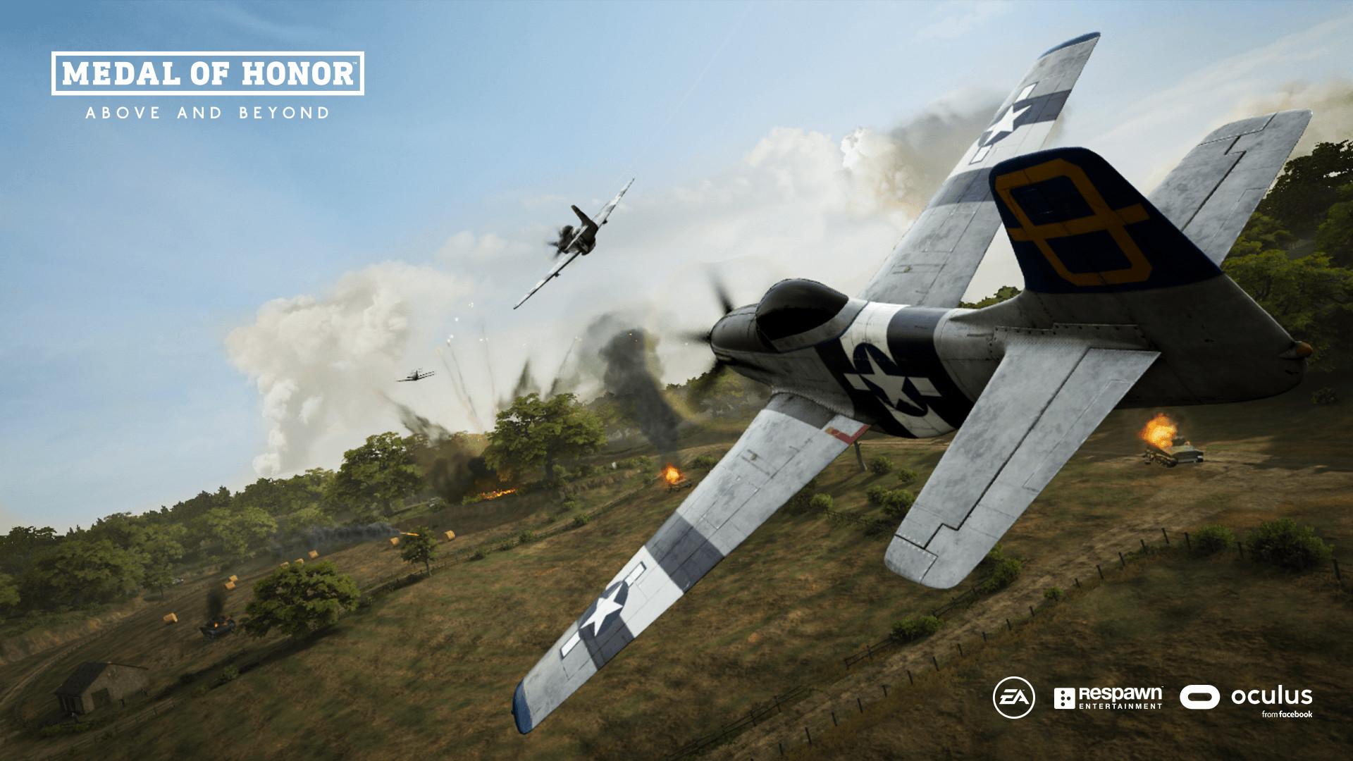 Medal of Honor: Above and Beyond - VR-Spiel erscheint Anfang Dezember