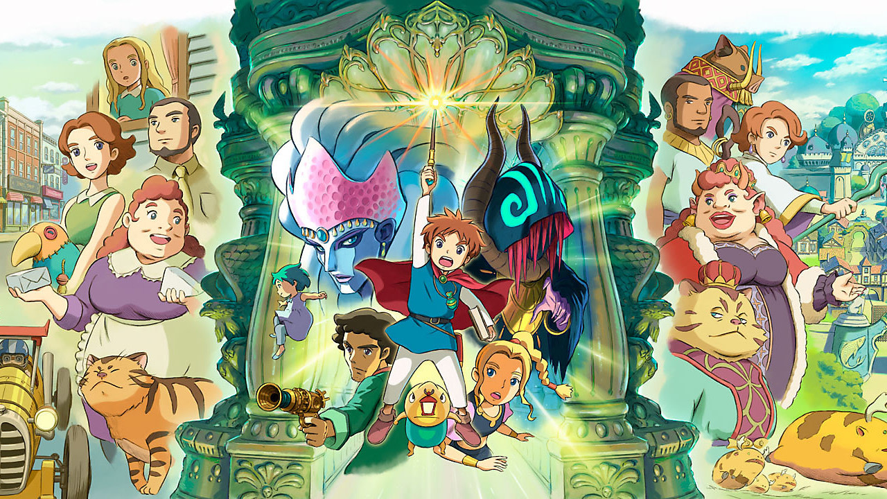 Ni no Kuni: Wrath of the White Witch Remastered - Review | Olivers erneute Reise ins Zauberland