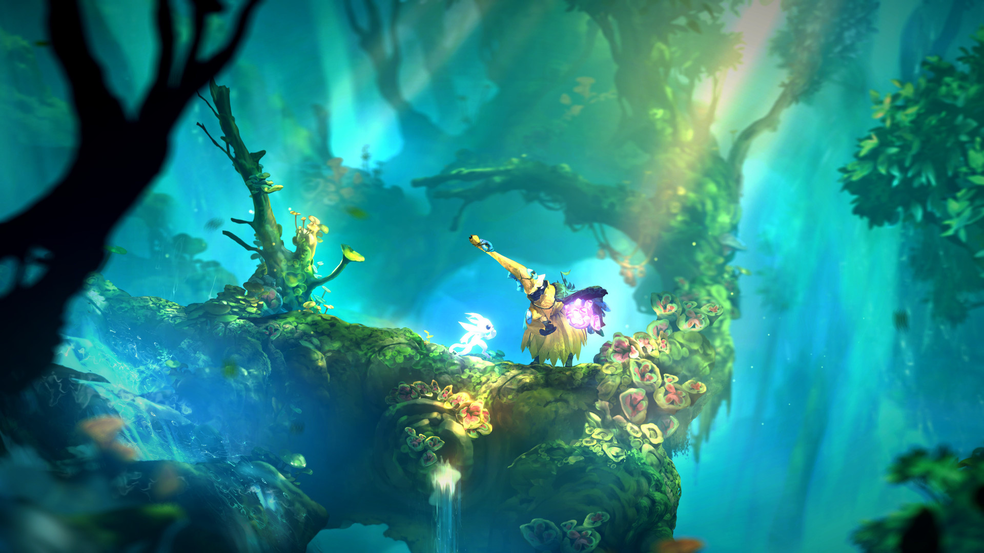 Ori and the Will of the Wisps - Metroidvania hüpft auf die Nintendo Switch