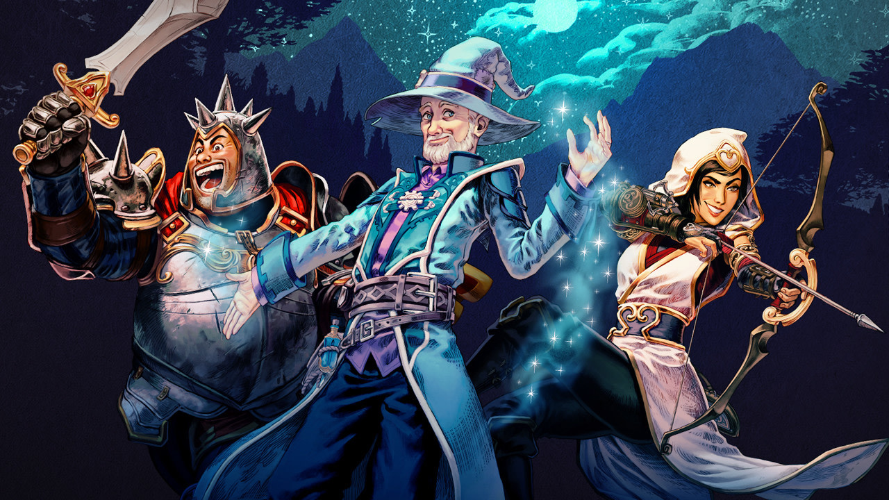 Trine 4: The Nightmare Prince - Review | Zauberhafter Jump'n'Run-Trip durch ein Land voller Albträume