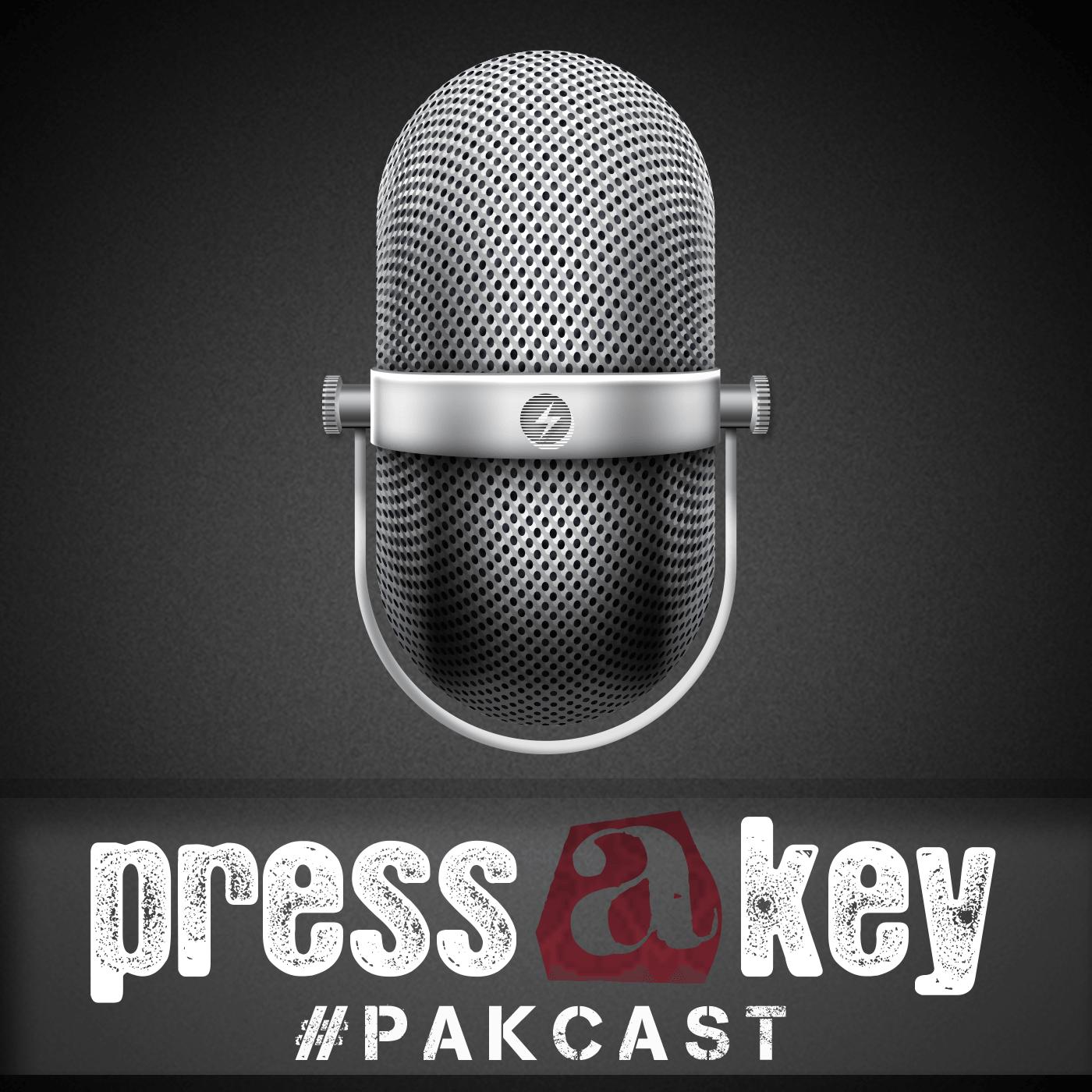 #PAKcast - Der pressakey.com Podcast